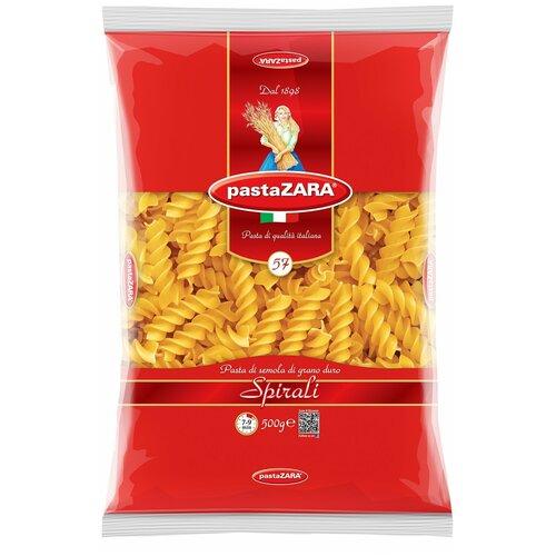 Pasta Zara Макароны 057 Spirali, 500 г недорого