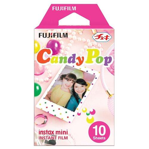 Картридж Fujifilm Instax Mini Candy Pop, 10 снимков