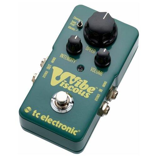TC Electronic Педаль Viscous Vibe недорого
