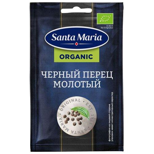 Santa Maria Пряность Черный перец молотый organic, 17 г santa maria пряность черный перец целый organic 17 г