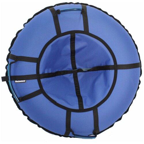 Фото - Тюбинг Hubster Хайп синий (90см) тюбинги hubster люкс pro тундра 90 см