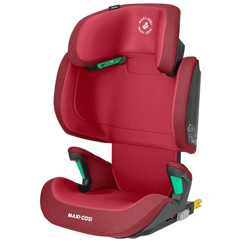 Автокресло группа 2/3 (15-36 кг) Maxi-Cosi Morion i-Size, basic red автокресло maxi cosi pebble pro i size essential red красный