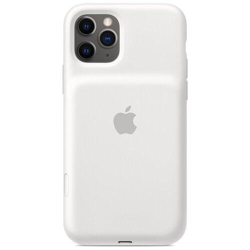 Чехол-аккумулятор Apple Smart Battery Case для Apple iPhone 11 Pro белый