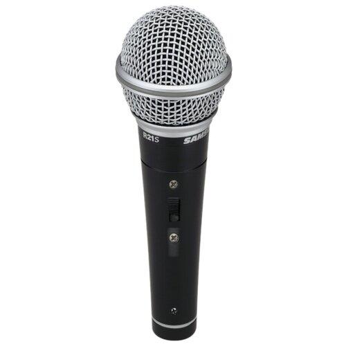 Микрофон Samson CR21S, черный