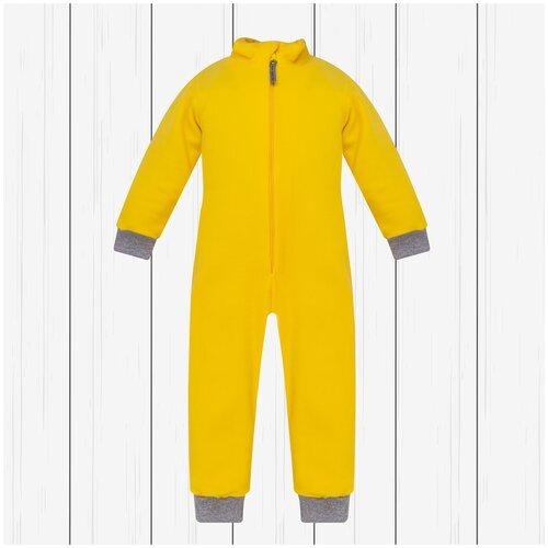 Купить Комбинезон Утенок 279г(ш) размер 104, желтый, Комбинезоны