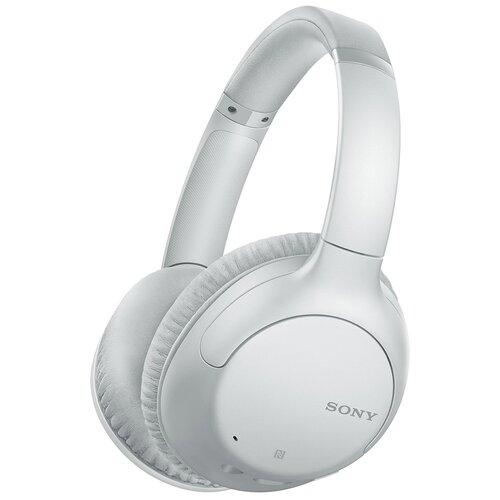 Беспроводные наушники Sony WH-CH710N, white беспроводные наушники sony wh ch710n blue