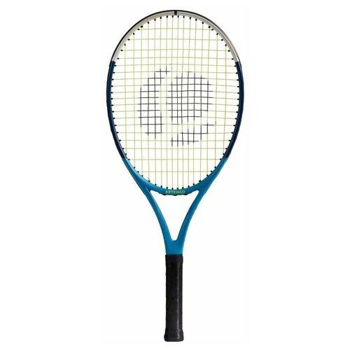 Ракетка для игры в большой теннис детская TR530 размер 25 синий ARTENGO X Декатлон