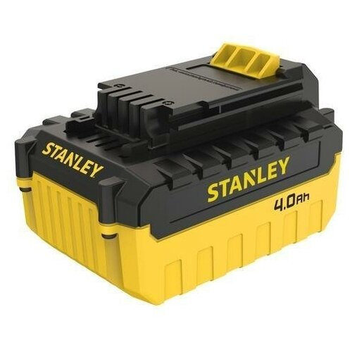 Фото - Аккумуляторная батарея STANLEY SB20M, Li-Ion 4.0 Ач, 18 В 18650 литий ионная 3800mah 3 7v аккумуляторная батарея для фонариком