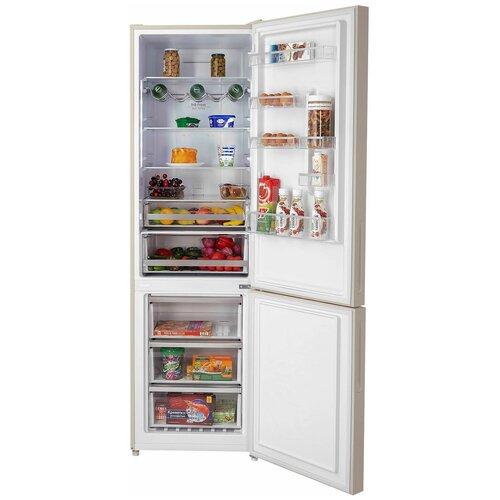 Двухкамерный холодильник Hiberg RFC-400DX NFGY