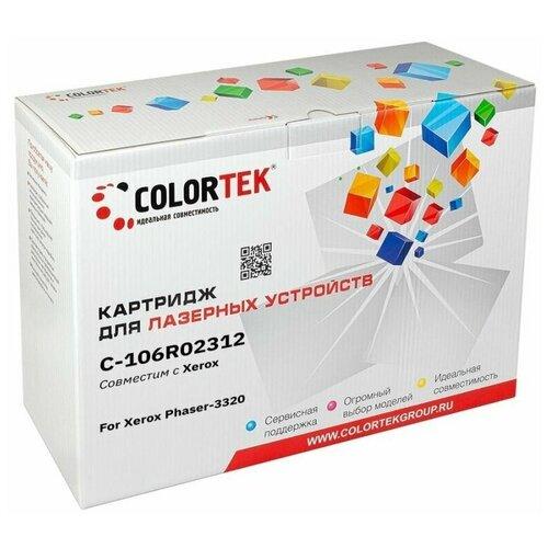 106R02312 Совместимый картридж Colortek CT-106R02312 для Xerox WC 3325 MFP (11 000стр.)