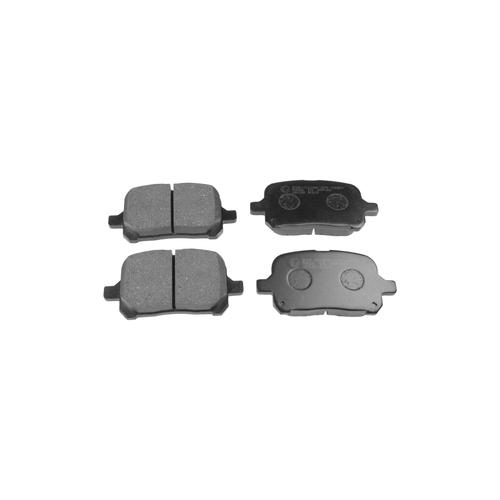 NIBK pn1401 (044 / 0446520550 / 0446528410) колодки тормозные дисковые Toyota (Тойота) harrier 2.4 2000 - 2003 Toyota (Тойота) harrier 3.0 1998 - 2003 Toyota (Тойота) es