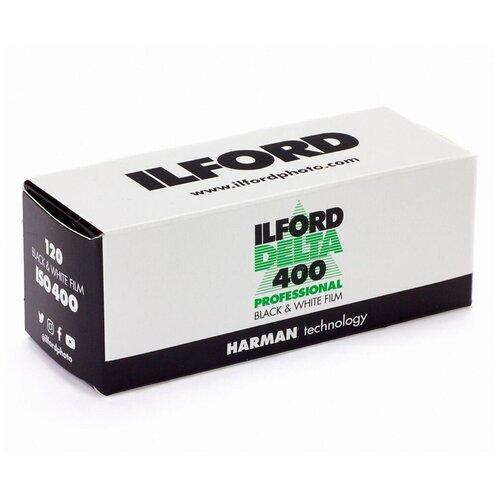 Фото - Фотопленка Ilford DELTA 400-120 фотопленка ilford kentmere 400 36