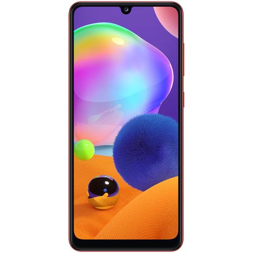 Смартфон Samsung Galaxy A31 64GB красный