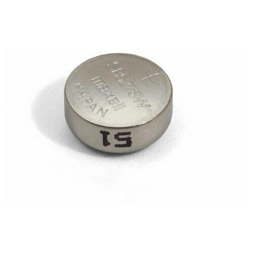 Фото - Батарейка оксид-серебряная MAXELL SR527 SW (319, SR64) батарейка maxell sr 621sw 1 шт