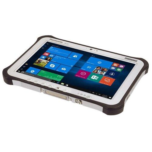 Планшет Panasonic Toughpad FZ-G1mk5 256 Gb 8 Gb, серебристый
