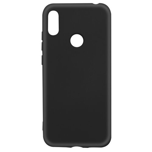 Krutoff / Чехол-накладка Krutoff Silicone Case для Huawei Y6 (2019)/ Y6s/ Honor 8A/ 8A Pro/ 8A Prime черный недорого