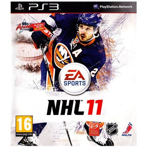 Игра для PlayStation 3 NHL 11, русские субтитры