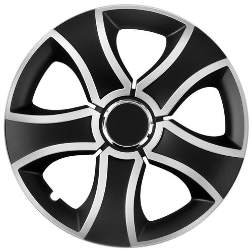 Колпаки на колеса JESTIC БИС ринг декоративные R15 15-011-RING-MIX