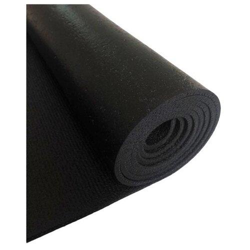 Коврик для йоги нескользящий Ako-yoga Studio Mat (Ришикеш) черный 185*60*0,45 см одежда для йоги iyengar institute of iyengar yoga