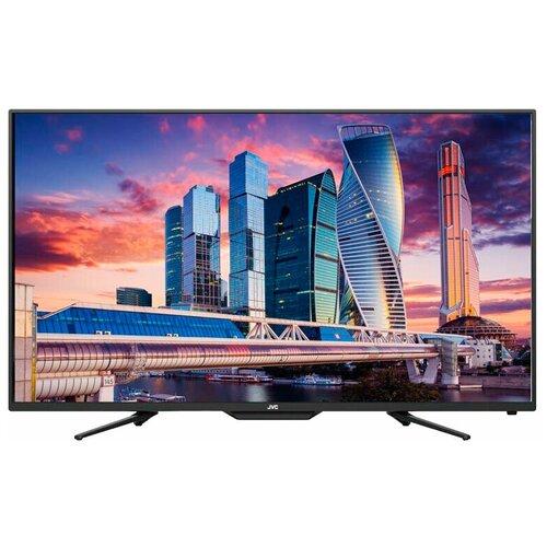 Фото - Телевизор JVC LT-32M355 32 (2017), черный телевизор 24 jvc lt 24m485 черный 1366x768 60 гц usb
