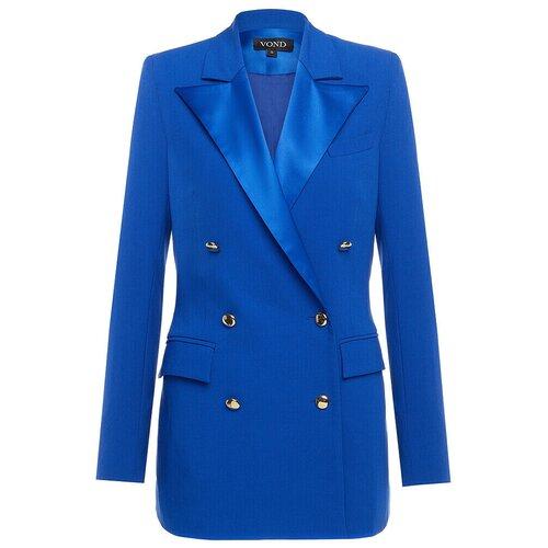 Жакет VOND, размер S, синий