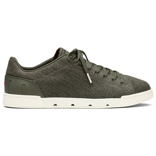 Фото - Мужские кроссовки Breeze Tennis Knit Wool цвет Olive размер 42 мужские кроссовки swims breeze tennis knit цвет olive white размер 40