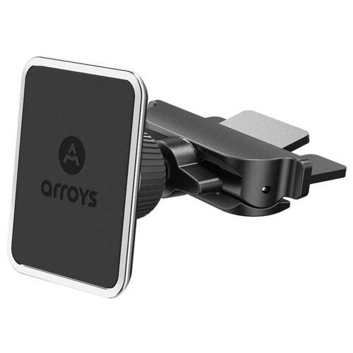 Магнитный держатель Arroys CD-SM1 черный