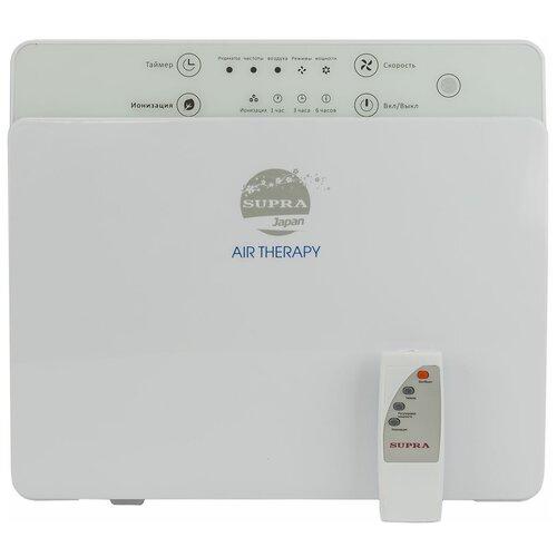 Очиститель воздуха SUPRA SAC-200 Air Therapy, белый по цене 5 290