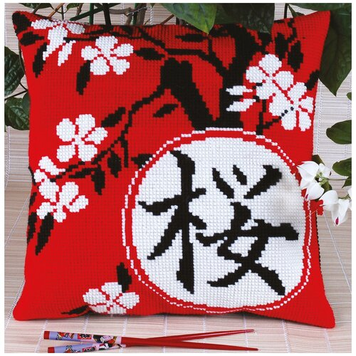 Купить Набор для вышивания PANNA Весна 36x36 см, Наборы для вышивания