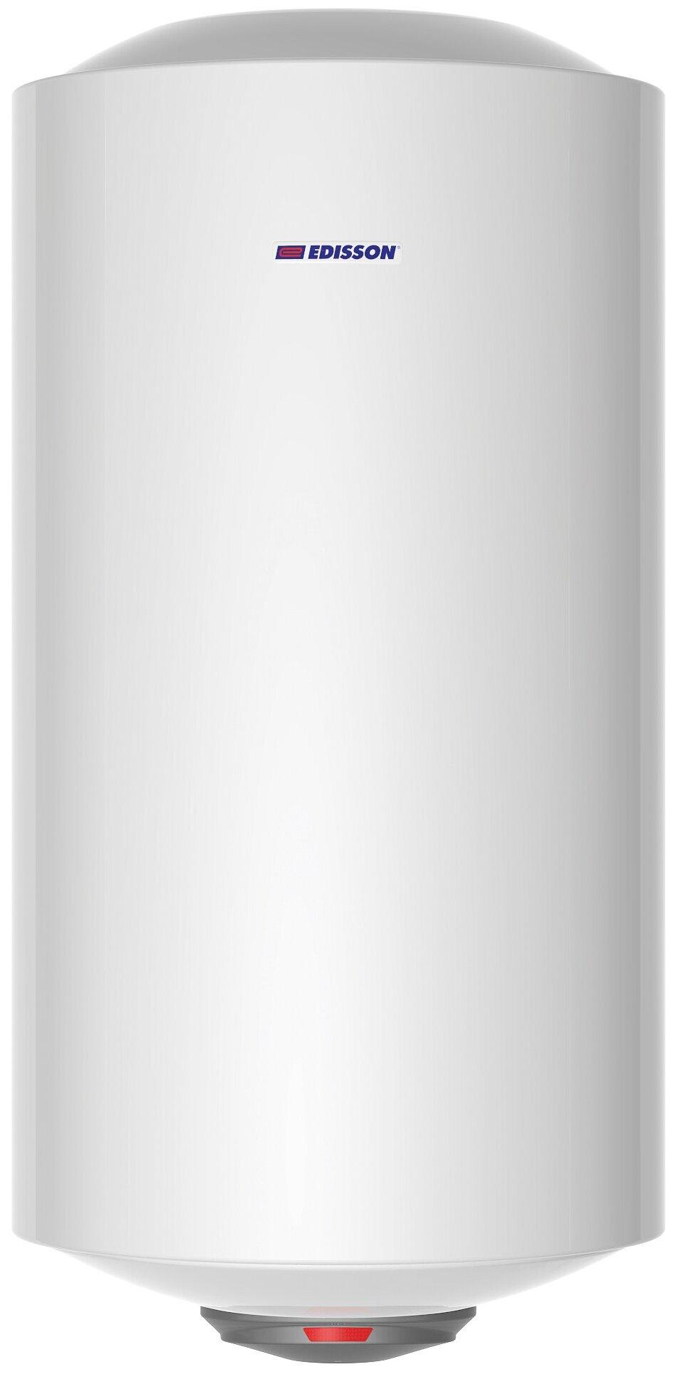 Накопительный электрический водонагреватель Edisson ER 100V