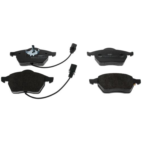 Фото - Дисковые тормозные колодки передние Ferodo FDB1323 для Audi, Skoda, Volkswagen, SEAT (4 шт.) дисковые тормозные колодки передние ferodo fdb1832 для audi a6 audi a8 volkswagen phaeton 4 шт