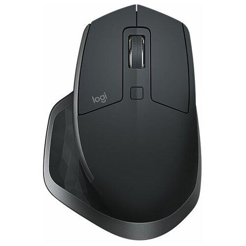 Фото - Беспроводная мышь Logitech MX Master 2S, графитовый мышь logitech mx master 3 черный