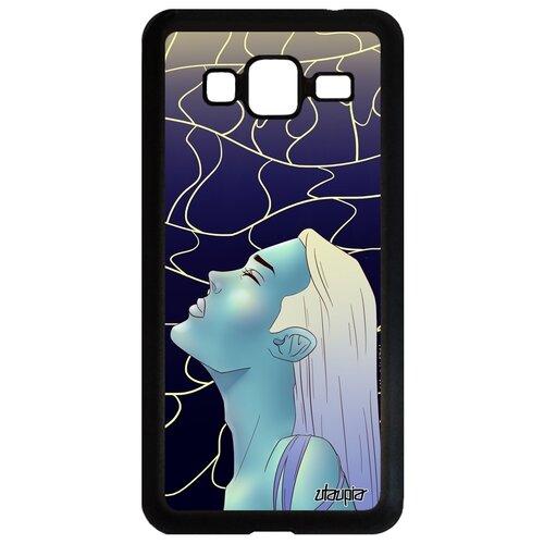 Фото - Чехол для смартфона Samsung Galaxy J3 2016, Надежда Девушка Портрет чехол with love moscow w003969sam для samsung galaxy j3 2016 девушка с вином