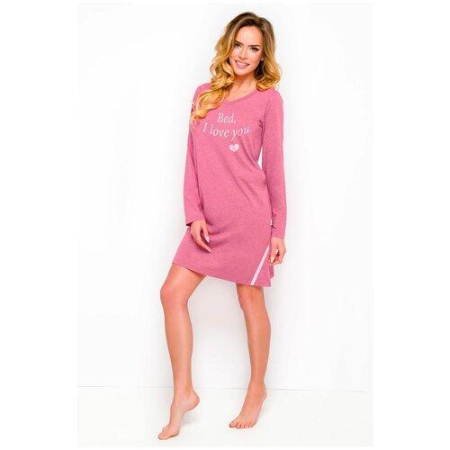 Фото - Сорочка Taro, размер M, сиреневый сорочка taro размер m персиковый