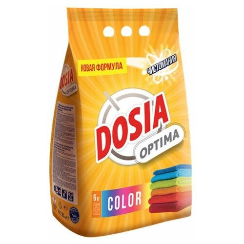 Стиральный порошок Dosia Optima Color, 6 кг недорого