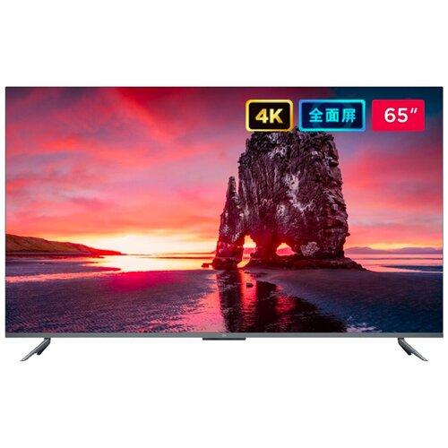 Фото - Телевизор QLED Xiaomi Mi TV 5 65 Pro 65, черный телевизор xiaomi mi tv 4s 65 t2s 65 2020 серый стальной