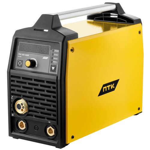 Сварочный аппарат инверторного типа ПТК MIG 180 GDM TIG, MIG/MAG, MMA