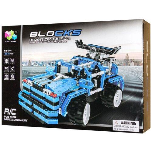 Фото - Конструктор Qi Zhi Le R/C Blocks Car 6504 zhi gang sha soul wisdom