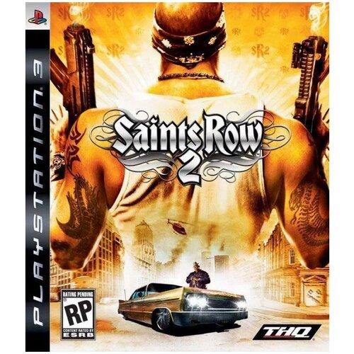 PS3 Saints Row 2 (английская версия)