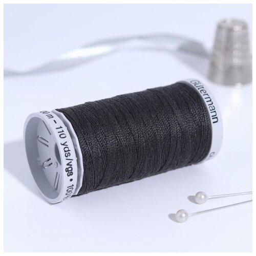 Купить Нитки Extra Strongl 100% п/э 100м серый 5665880, Gutermann