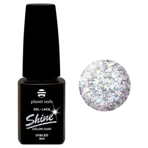 Купить Гель-лак для ногтей planet nails Shine, 8 мл, 874