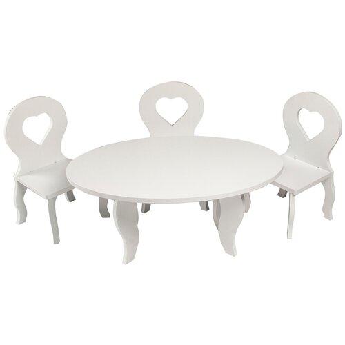 Фото - PAREMO Набор мебели для кукол Шик (PFD120) белый paremo набор мебели для кукол цветок pfd120 45 pfd120 46 pfd120 44 pfd120 42 pfd120 43 белый фиолетовый