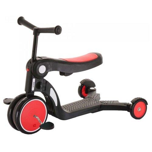 Детский самокат-беговел Pituso HD-200, красный