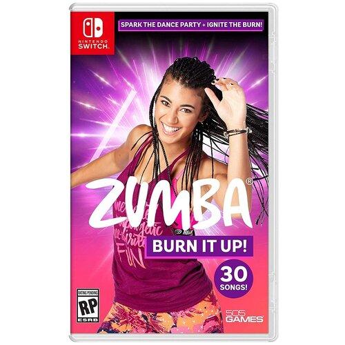 Игра для Nintendo Switch Zumba Burn It Up!, русские субтитры