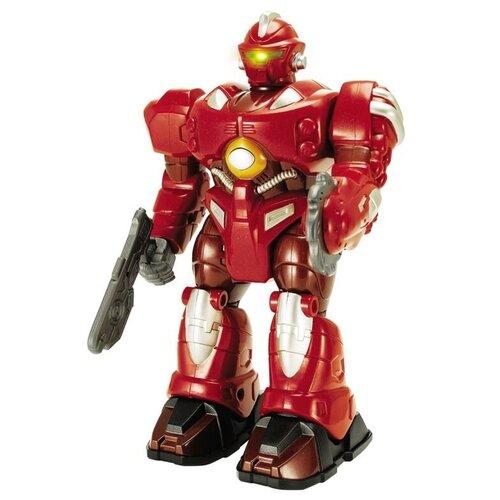 Купить Робот интерактивный Happy Kid Робот-воин, красный, HAP-P-KID, Роботы и трансформеры