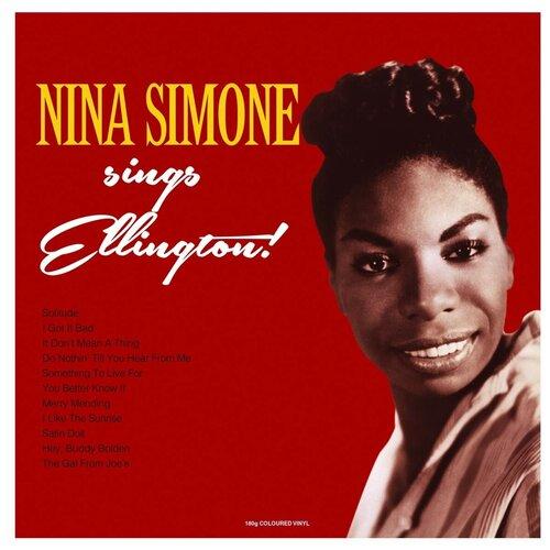 Виниловая пластинка. Nina Simone. Sings Duke Ellington. White (LP) недорого