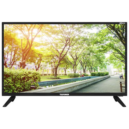 """Телевизор TELEFUNKEN TF-LED32S75T2S 31.5"""" (2021) черный"""