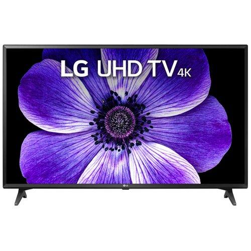 Фото - Телевизор LG 43UM7020 43 (2020), черный телевизор lg 43 43um7490plc белый