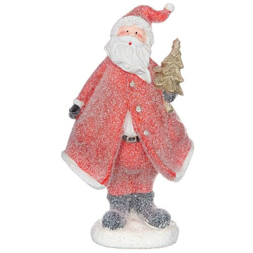 Фигурка Lefard Дед Мороз 100-823 красный