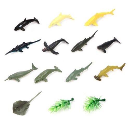 Купить Фигурки Наша игрушка Акулы LT03-2, Игровые наборы и фигурки